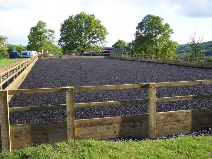 Equine Rubber Equestrian Surfaces Ireland